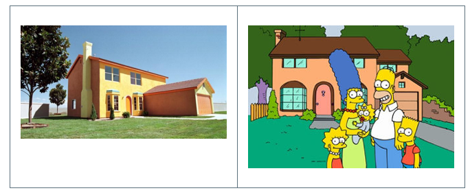 Casa dos Simpsons