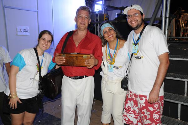 Fred Dantas e Equipe