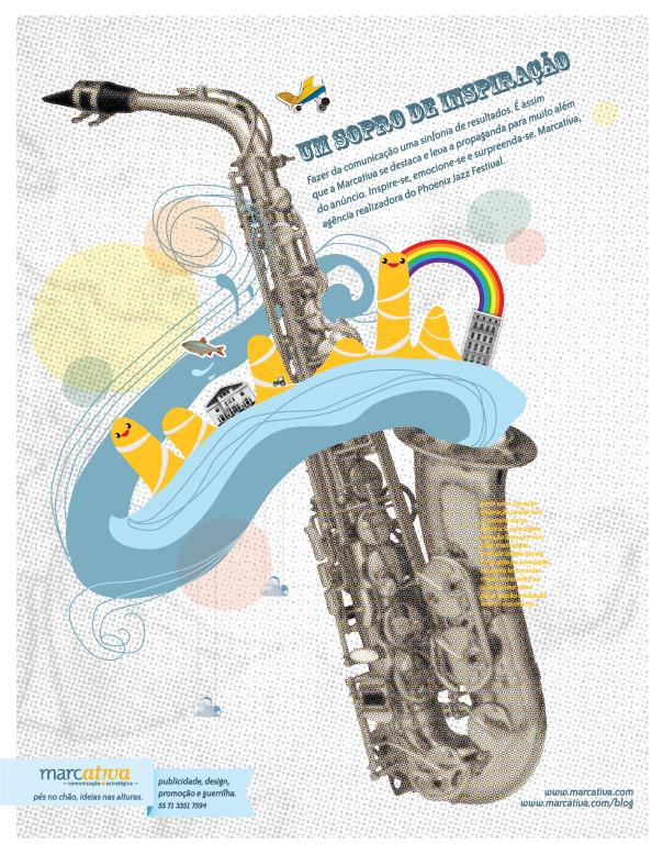 Phoenix Jazz - Anúncio