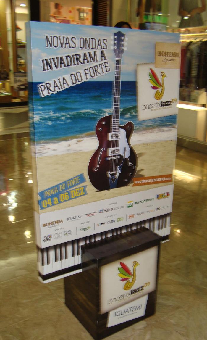 Phoenix Jazz - Iguatemi - Totem
