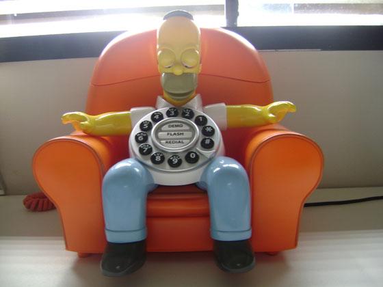 Homer-phone