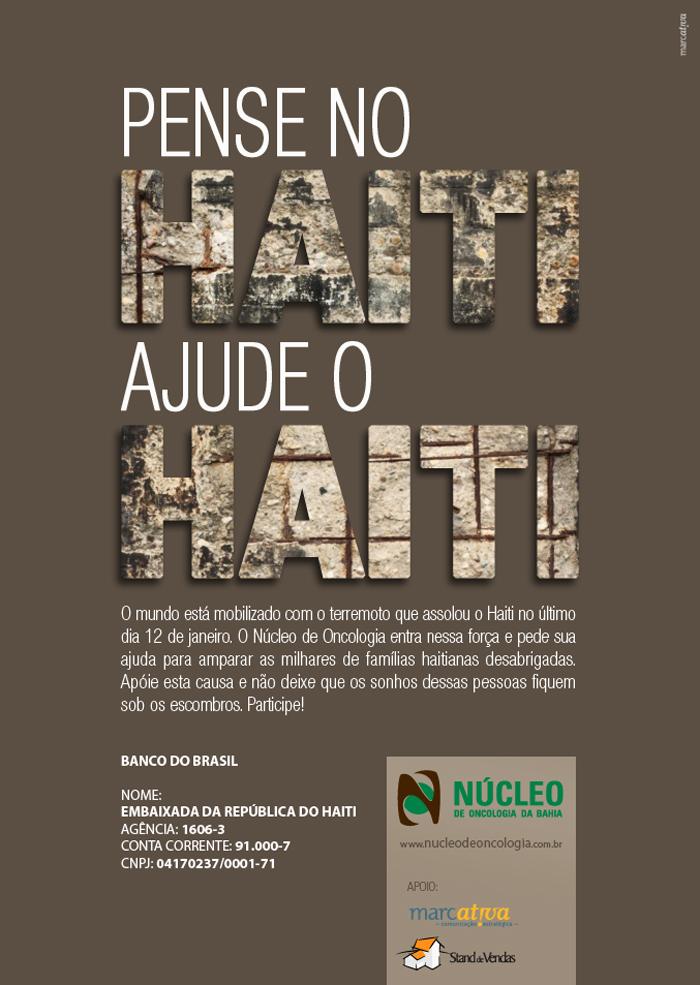 Núcleo de Oncologia - Haiti