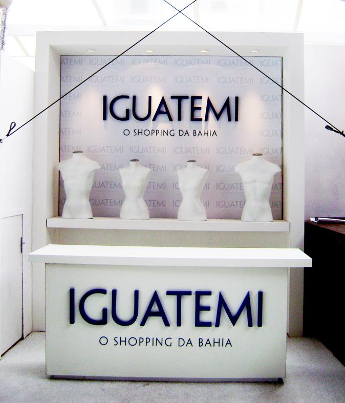 Iguatemi no Daniela Mercury