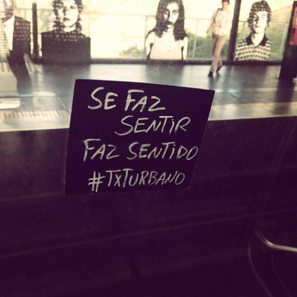 #TxTUrbano.