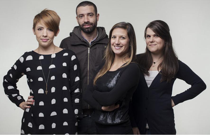 Diana Assennato, Arthur Lima, Camilla Barella e Luciana Obniski são os sócios fundadores do Arco.